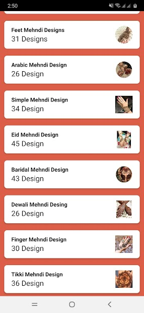 2021 Mehndi Designs (Offline) screenshot 1