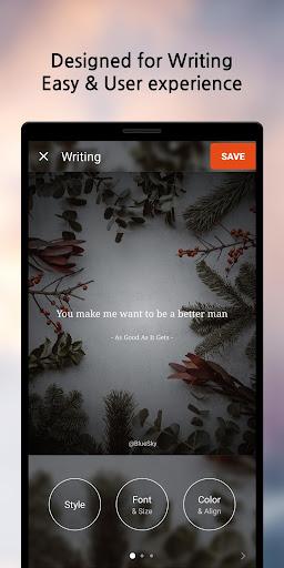 Geulgram - Text on Photo 3.0.3 Screenshots 2