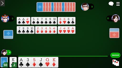 Scala 40 Online - Free Card Game 101.1.71 screenshots 3