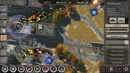 Defense Zone 3 Ultra HD  screenshots 4