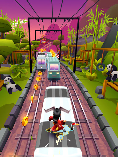 Subway Surfers 2.12.0 screenshots 11