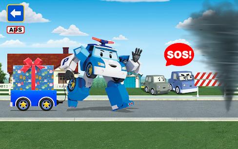 Robocar Poli Mailman: Cool Games for Boys & Girls Apk Mod + OBB/Data for Android. 4