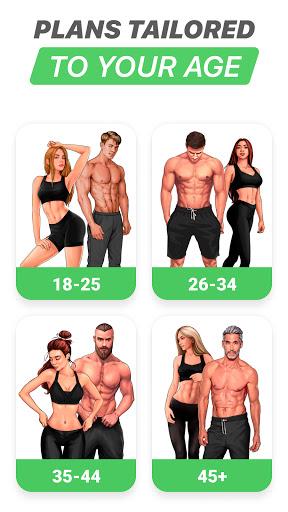 FitCoach: Personalized Fitness apktram screenshots 1