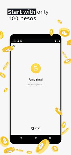 Bitso - Buy bitcoin and move your money easily apktram screenshots 3