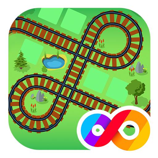 Gold Train FRVR - Best Railroad Maze Game