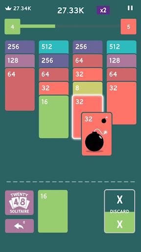 2048 Zen Cards screenshots 3