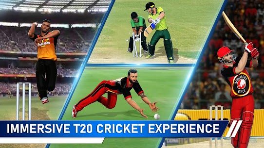 T20 Cricket Champions 3D MOD (Unlimited Gold Coins) 3