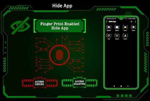High Style Launcher 2021 - App Lock, Hide App 37.0 Screenshots 4