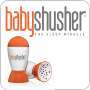 Baby Shusher - Soothing Sounds for Baby  Icon