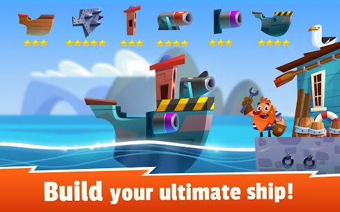 Oceans of Steel Mod Apk (Free Chests/Free Coins) Download 10