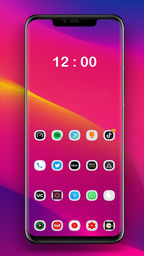 Theme for Oppo A5 2020 modavailable screenshots 4