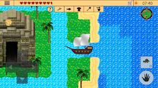 Survival RPG 2:神殿の遺跡・アドベンチャークラフトレトロ2D ロールプレイングゲームのおすすめ画像1