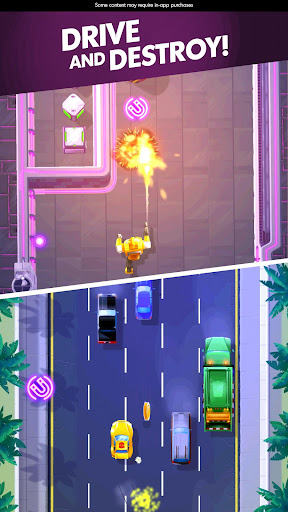 Transformers Bumblebee Overdrive: Arcade Racing 1.5 Screenshots 4