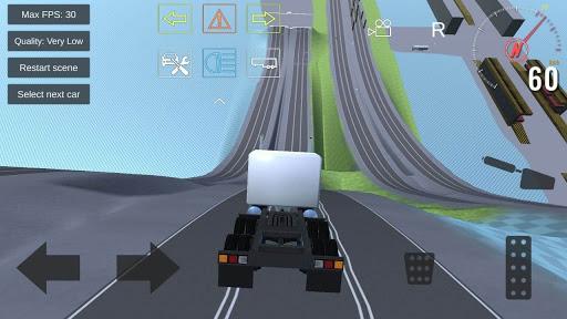 Crash test simulator: destroy car sandbox & drift 1.14 screenshots 2