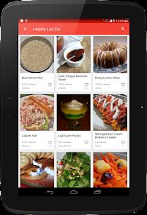 Healthy Recipes 29.0.1 Screenshots 21