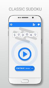Sudoku - Free Classic Puzzle 1.10 screenshots 1