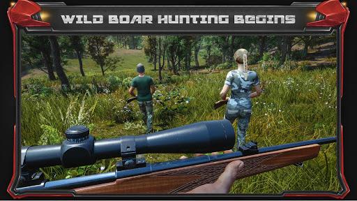 Wild Hunt - Pig Sniper Shooting 1.0.19 screenshots 1