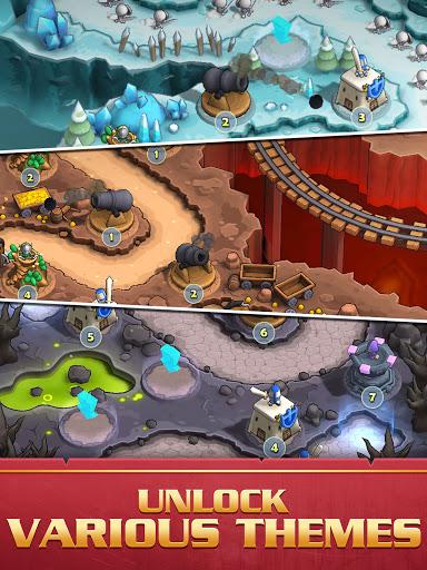 Mini War: Pocket Defense modavailable screenshots 13