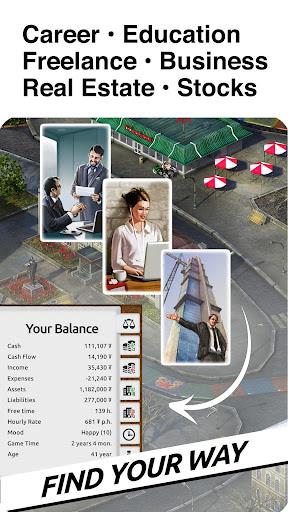 Timeflow: Time is Money Sim 1.10.1 screenshots 2