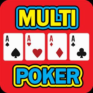 Multi Video Poker 1.5.3 by Lucky Jackpot Casino logo