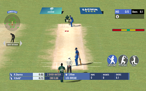 Sachin Saga Cricket Champions 1.2.56 screenshots 11