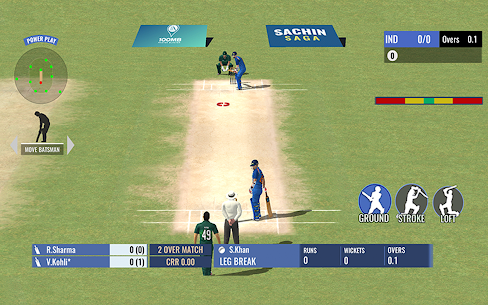Sachin Saga Cricket Champions APK Download 19
