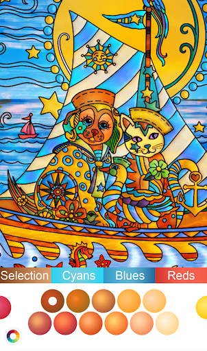 Paint By Number & Color by Number: Number Coloring 52.0 screenshots 4