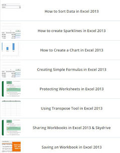 Learn Excel 2013 2