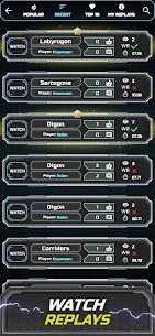 Astrogon – Creative space arcade Mod Apk (Unlimited Stars) 7