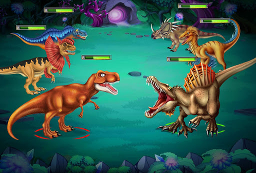Dino Battle 12.13 screenshots 8