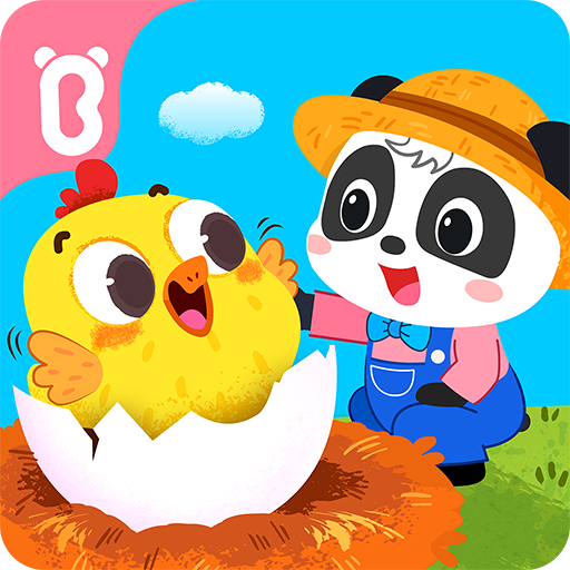 Baby Panda's Animal Farm