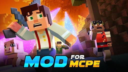 Mods for Minecraft PE by Friday  screenshots 2