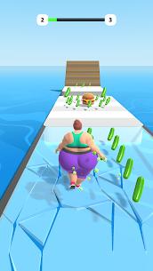 Fat 2 Fit! MOD APK 1.7.0 (Unlimited Gold) 8