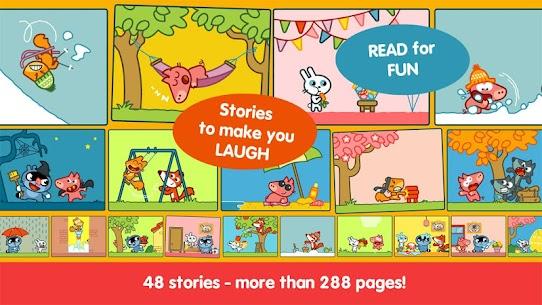 Pango Comics  cartoon for kids Apk Download 5
