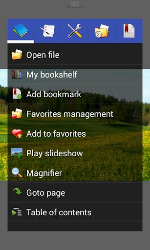 Perfect Viewer PDF&DJVU Plugin  APK screenshots 2