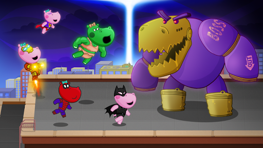 Kids Superheroes free 1.4.2 screenshots 5