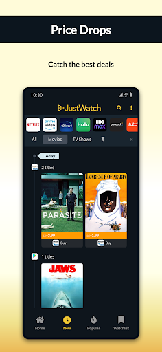 JustWatch - The Streaming Guide for Movies & Shows apktram screenshots 7