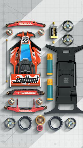 Mini Legend - Mini 4WD Simulation Racing Game screenshots 1