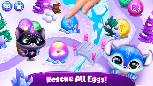 Fluvsies Pocket World - Pet Rescue & Care Story apkpoly screenshots 6