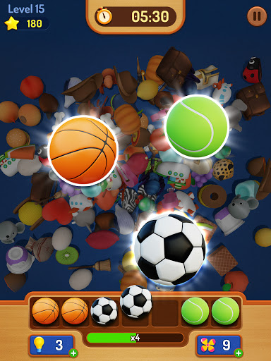 Happy 3D Match - Matching Puzzle screenshots 8