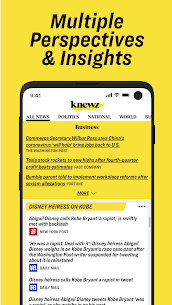 Knewz: Local & World News App 1.6 Mod APK Download 3