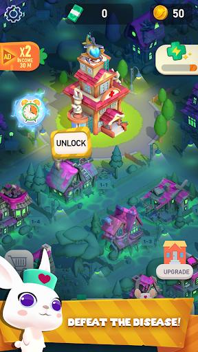 idle rabbits: save the world screenshot 2