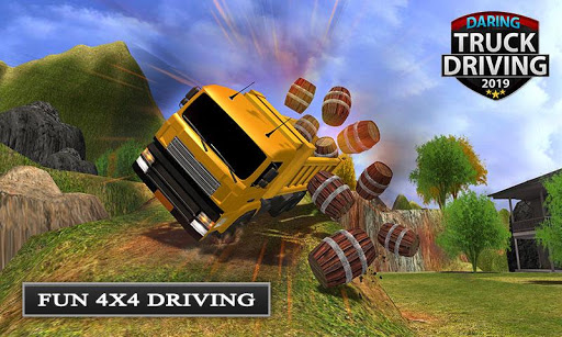 offroad transport truck driving - jeep driver 2020 screenshot 1