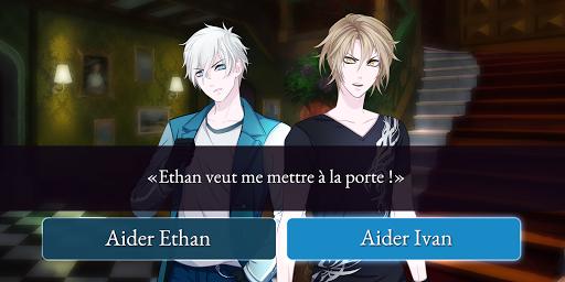 Code Triche Moonlight Lovers Ivan : Vampire / Dating Sim (Astuce) APK MOD screenshots 2