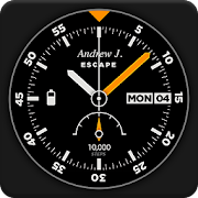 Escape Watchface Android Wear  Icon