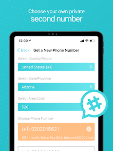 PingMe - Second Phone Number