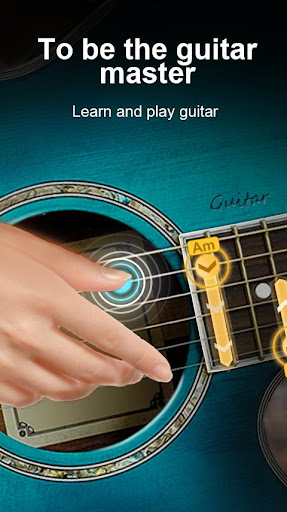 Real Guitar - Music game & Free tabs and chords! 1.2.1 Screenshots 1
