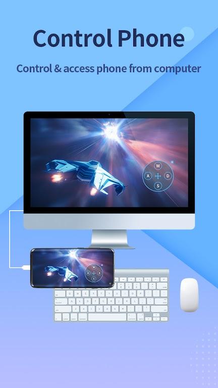 ApowerMirror - Screen Mirroring for PC/TV/Phone  poster 2