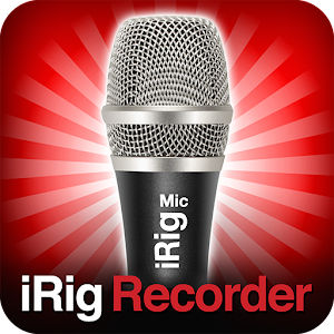 iRig Recorder FREE 1.1.3 by IK Multimedia US LLC logo