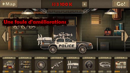 Code Triche Earn to Die 2 (Astuce) APK MOD screenshots 4